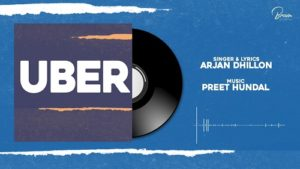 Uber Lyrics – Arjan Dhillon