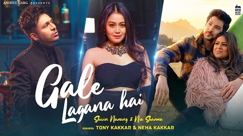 Gale Lagana Hai Lyrics - Tony Kakkar & Neha Kakkar